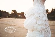 Designer Cyhthia Richards dress by Karen Nickel Photography